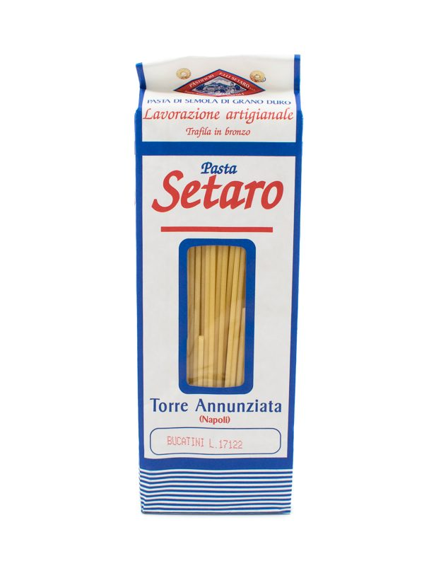 Bucatini - Pastas, Rice, and Grains - Buon'Italia