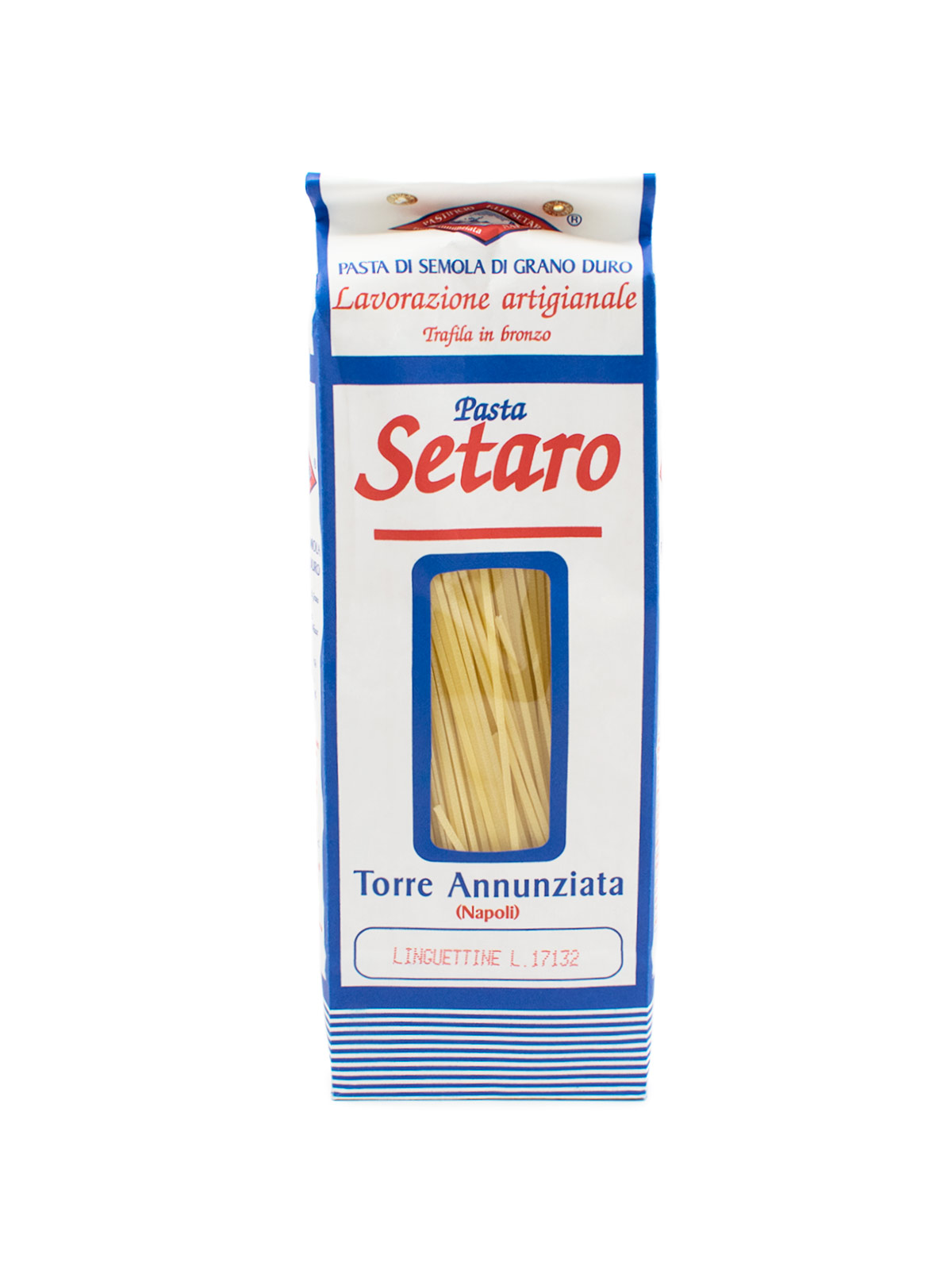 Linguettine - Pastas, Rice, and Grains - Buon'Italia