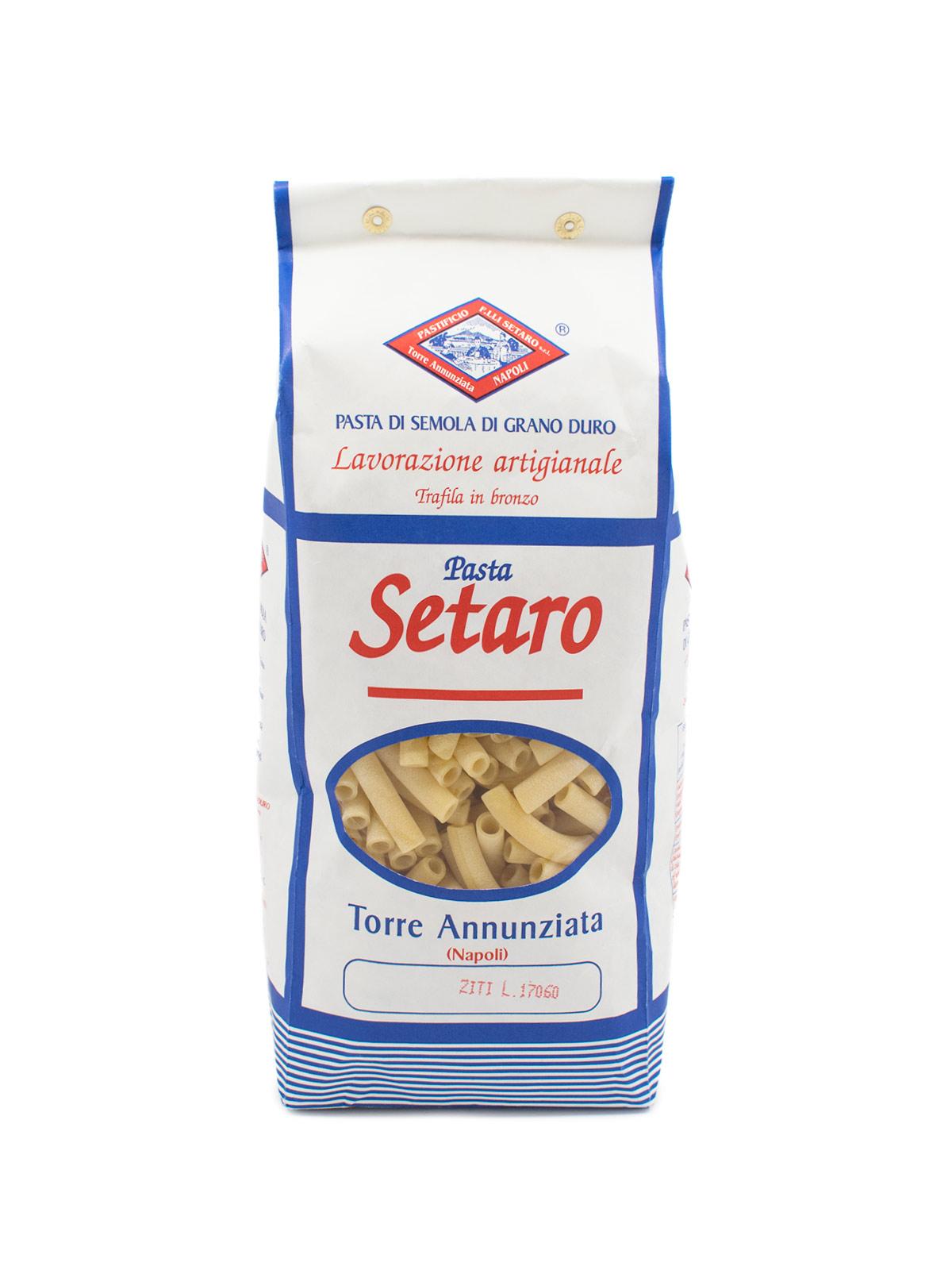 Ziti Corti - Pastas, Rice, and Grains - Buon'Italia