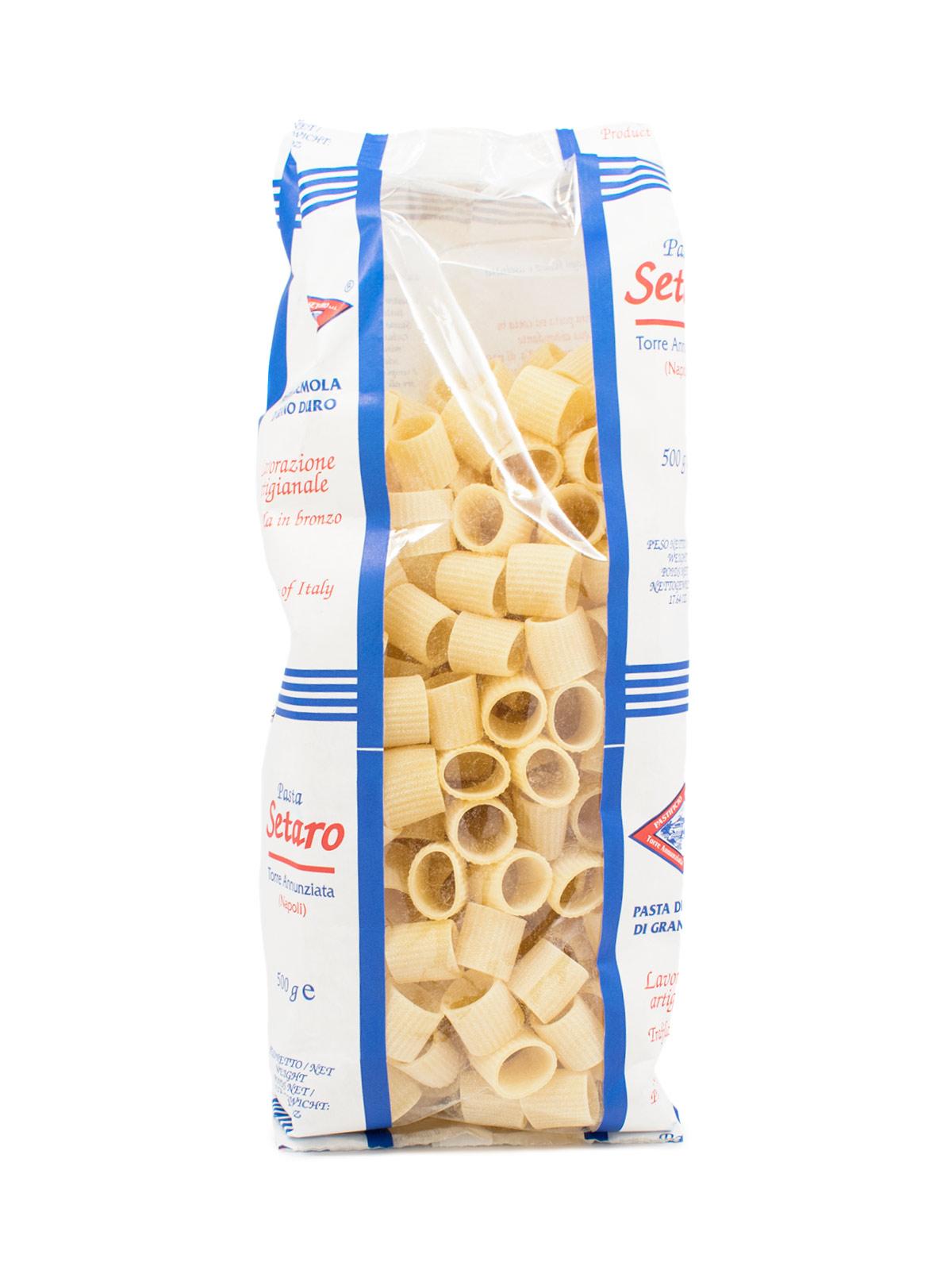 Mezze Millerighe - Pastas, Rice, and Grains - Buon'Italia
