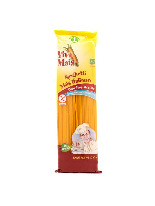 Corn Spaghetti - Pantry - Buon'Italia