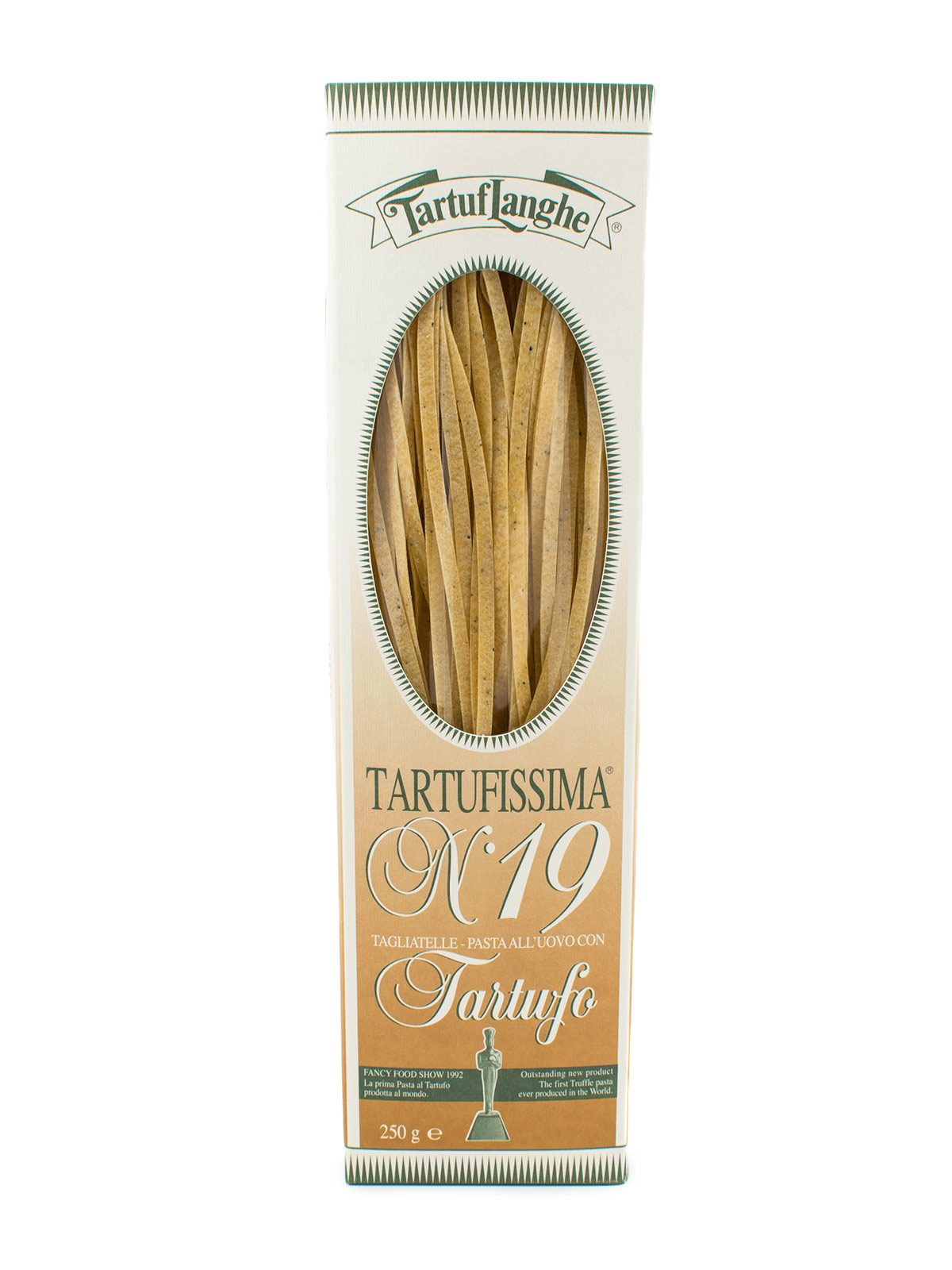 Tagliatelle Tartufo N.19 - Pastas, Rice, and Grains - Buon'Italia