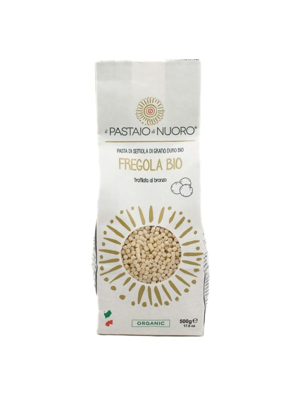 Organic Fregola - Pastas, Rice, and Grains - Buon'Italia