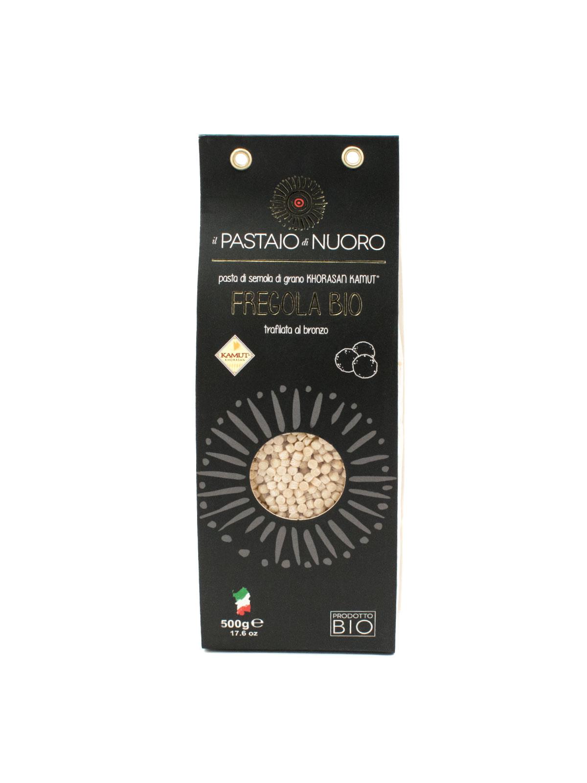 Organic Khorasan KamutFregola - Pastas, Rice, and Grains - Buon'Italia