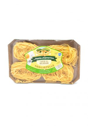 Tagliatelle Egg Pasta - Pastas, Rice, and Grains - Buon'Italia