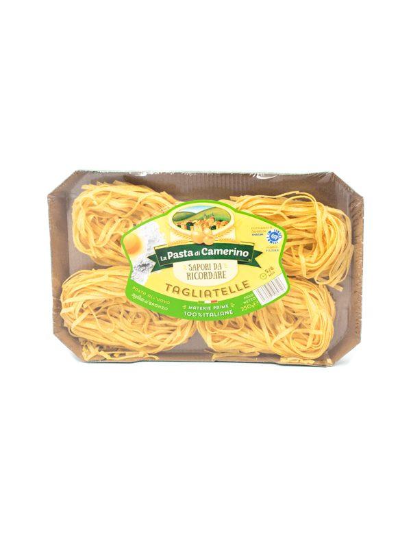 Tagliatelle Egg Pasta - Pastas, Rice, and Grains - Buon'Italia