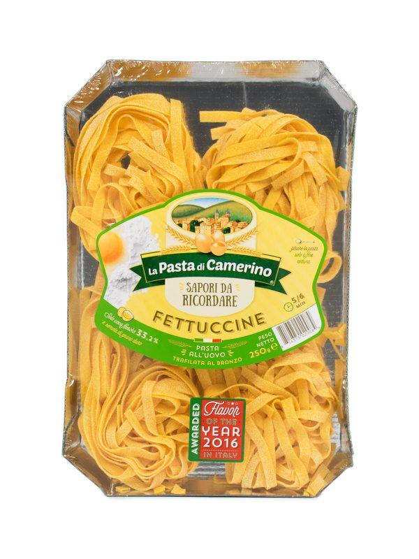 Fettuccine Egg Pasta - Pastas, Rice, and Grains - Buon'Italia