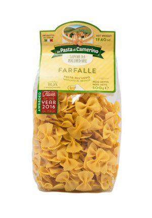 Farfalle Egg Pasta - Pastas, Rice, and Grains - Buon'Italia