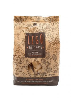 Paccheri 100% Legume Flour Blend - Pastas, Rice, and Grains - Buon'Italia
