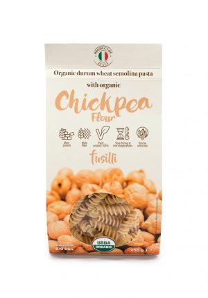 Fusilli with Organic Chickpea Flour - Pastas, Rice, and Grains - Buon'Italia