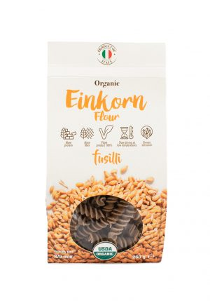 Fusilli with Organic Einkorn Flour - Pastas, Rice, and Grains - Buon'Italia