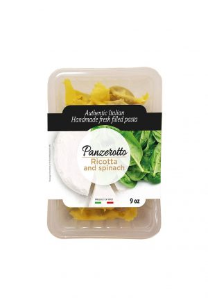 Fresh Ravioli with Spinach and Ricotta - Pastas, Rice and Grains - Buon'Italia