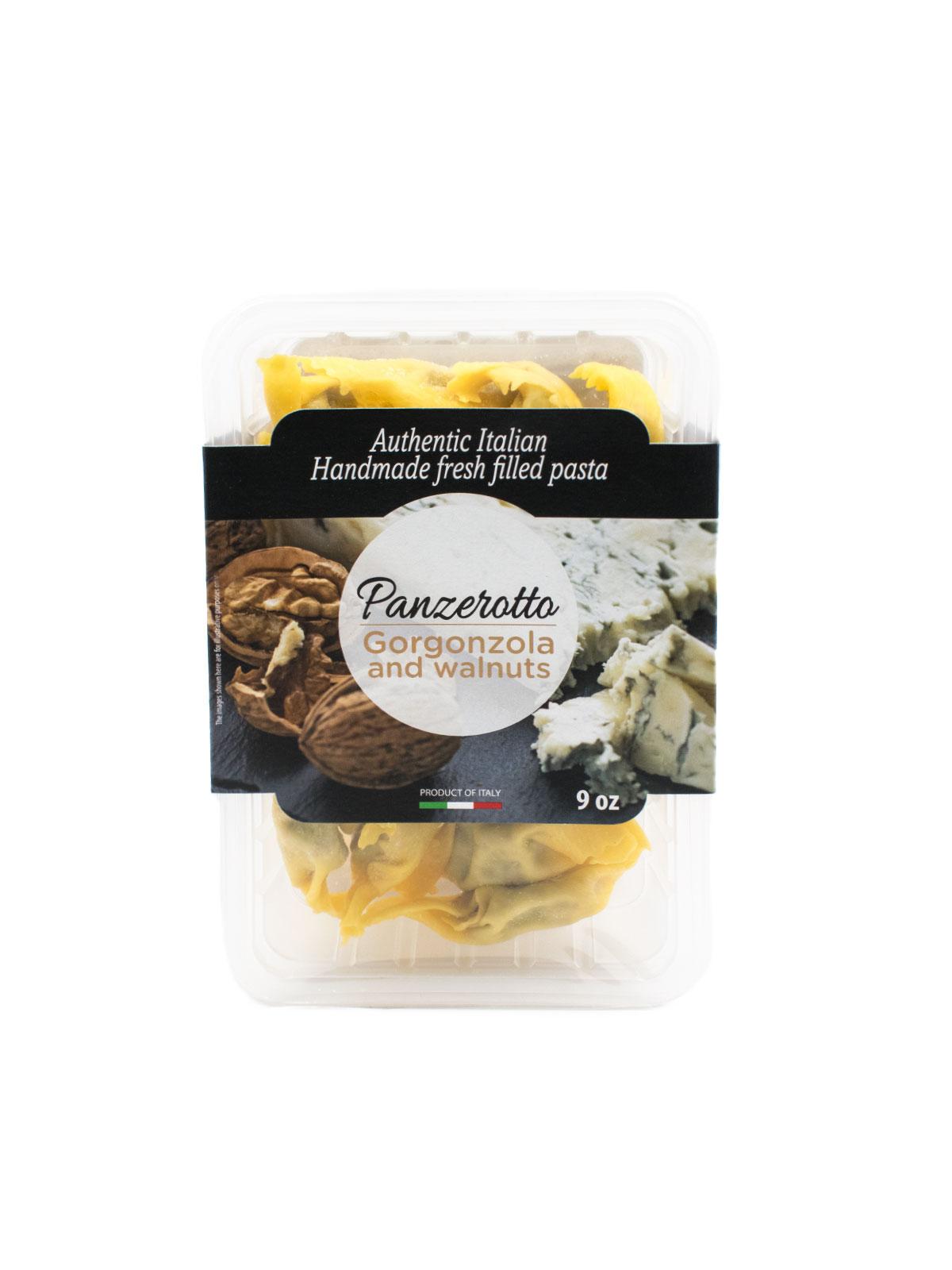 Fresh Ravioli with Gorgonzola and Walnuts - Pastas, Rice, and Grains - Buon'Italia