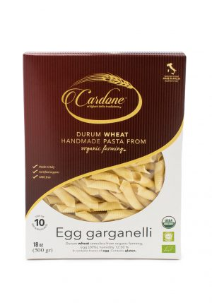 Egg Garganelli - Pastas, Rice, and Grains - Buon'Italia