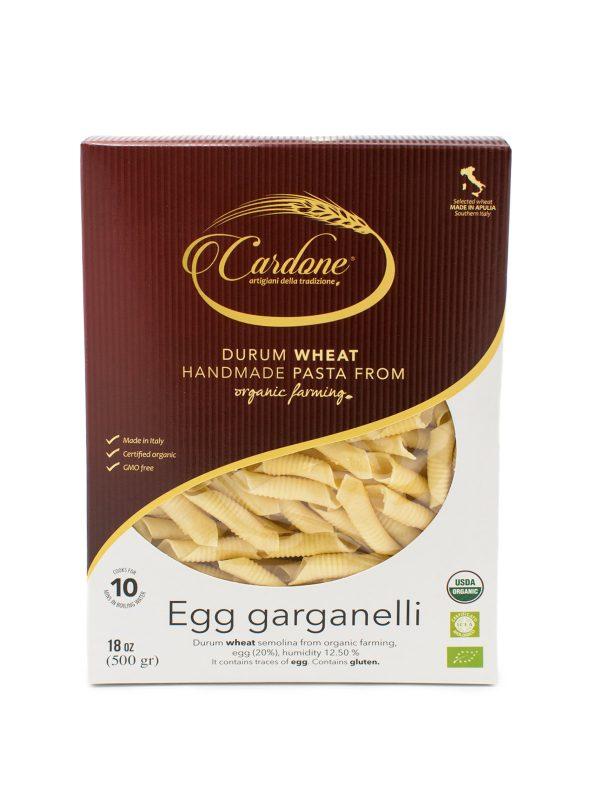 Egg Garganelli - Pastas, Rice, and Grains - Buon'Italia