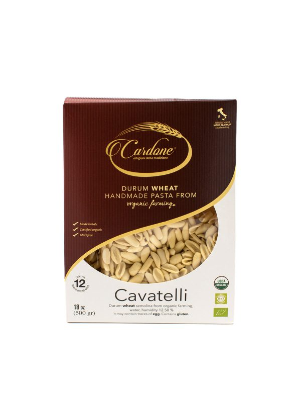 Cavatelli - Pastas, Rice, and Grains - Buon'Italia