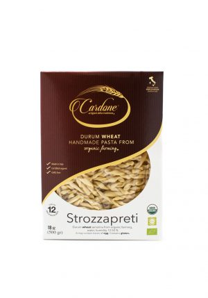Organic Strozzapreti - Pastas, Rice, and Grains - Buon'Italia