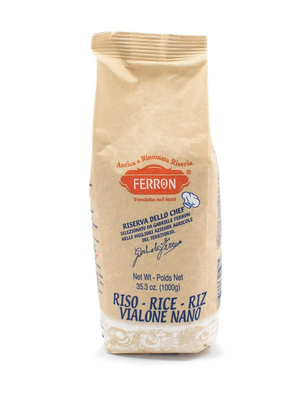 Riso Vialone Nano - Pastas, Rice, and Grains - Buon'Italia