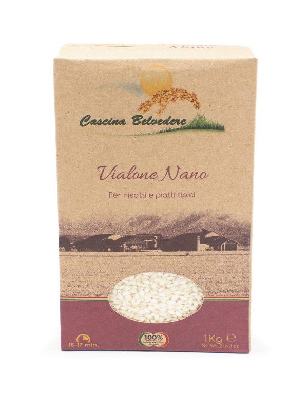 Vialone Nano Rice - Pastas, Rice, and Grains - Buon'Italia