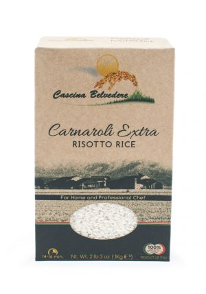 Organic Carnaroli Risotto Rice - Pastas, Rice, and Grains - Buon'Italia
