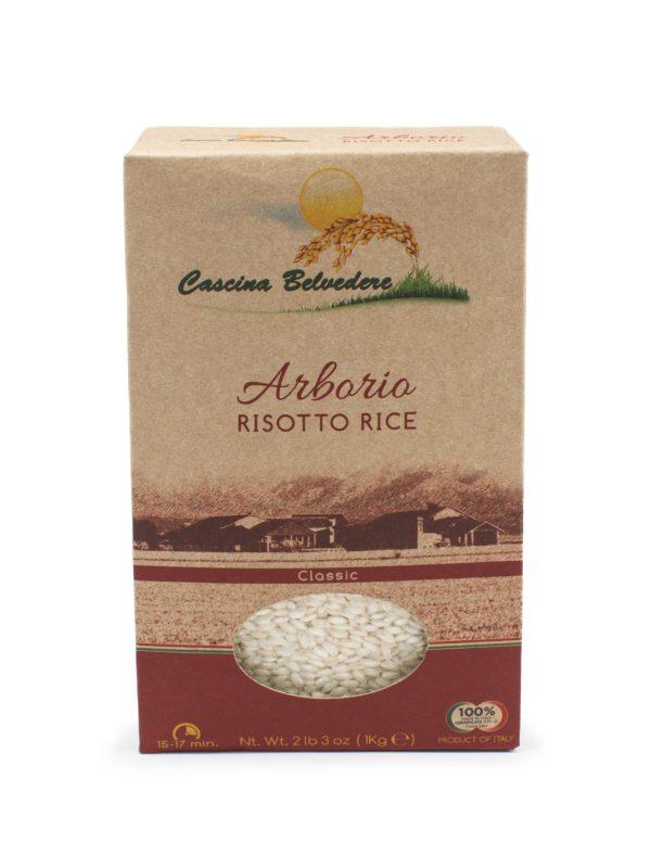 Arborio Risotto Rice - Pastas, Rice, and Grains - Buon'Italia