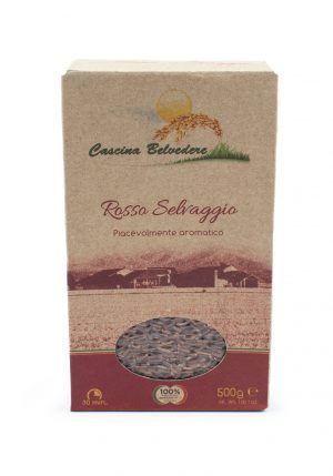 Organic Red Rice - Pastas, Rice, and Grains - Buon'Italia