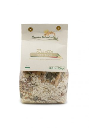 Leeks and Potato Risotto - Pastas, Rice, and Grains - Buon'Italia
