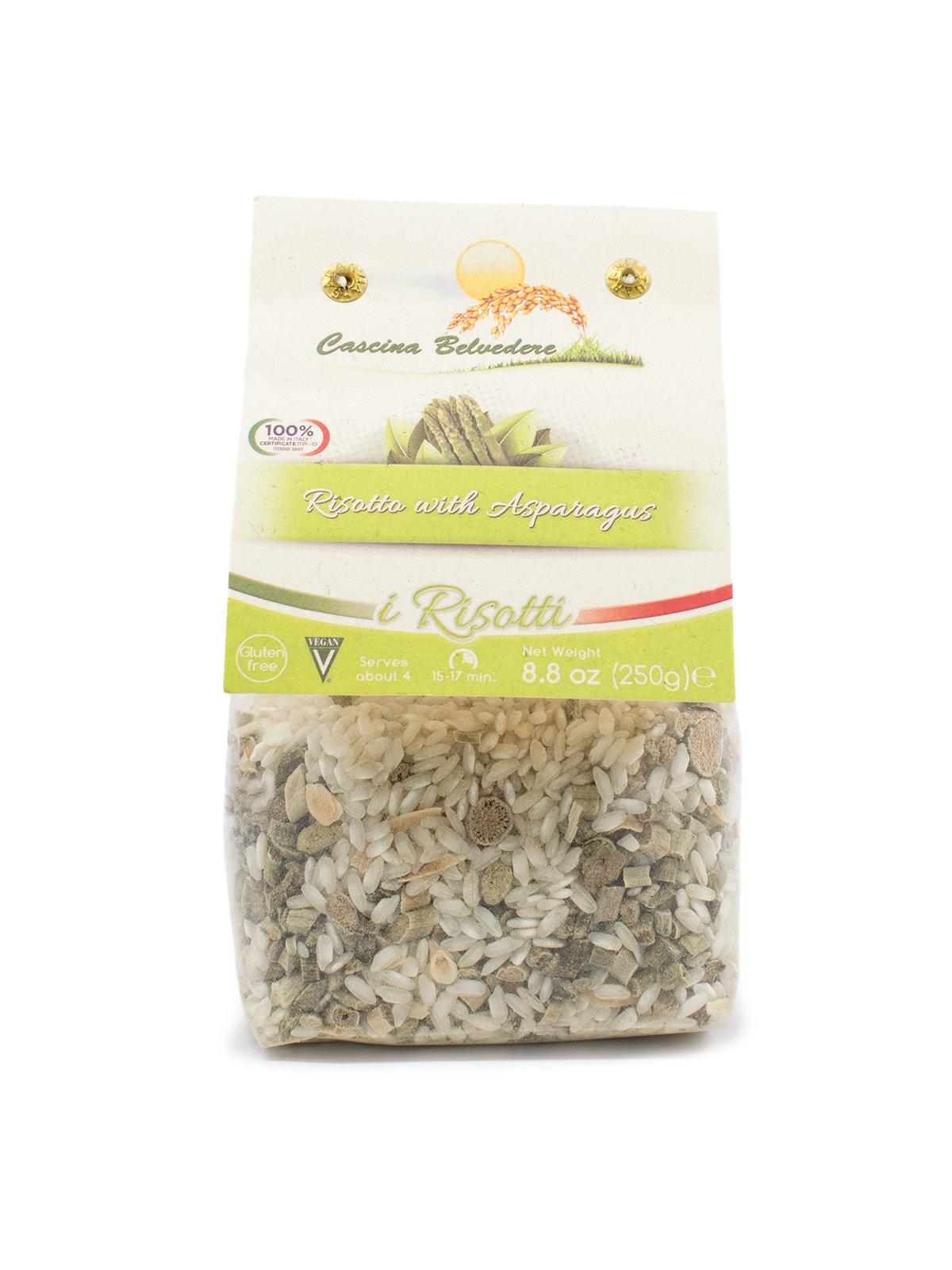 Asparagus Risotto - Pastas, Rice, and Grains - Buon'Italia