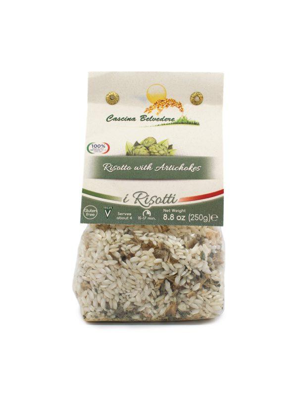 Artichoke Risotto - Pastas, Rice, and Grains - Buon'Italia