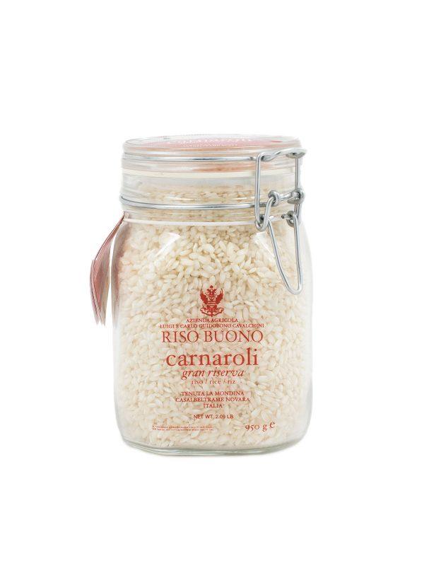 Carnaroli Gran Riserva - Pastas, Rice, and Grains - Buon'Italia