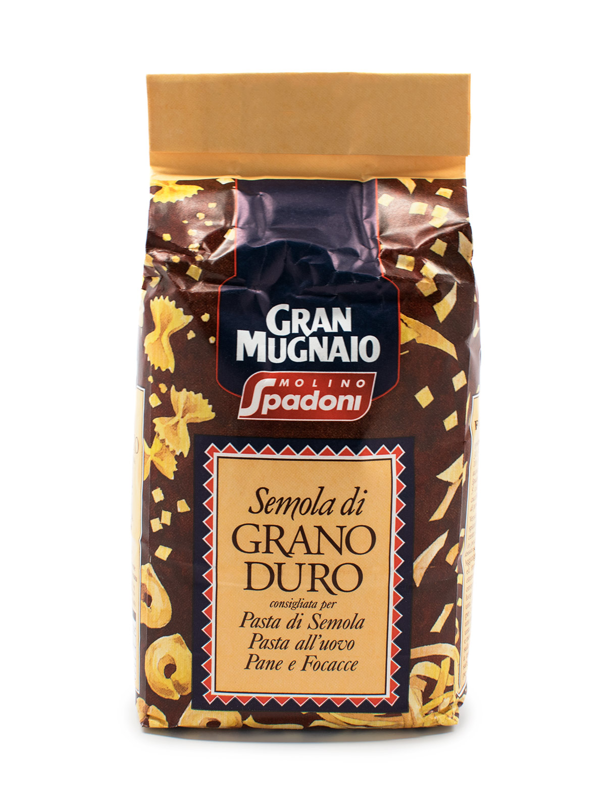 Gran Mugnaio Durum Wheat Semolina Flour - Baking Essentials - Buon'Italia