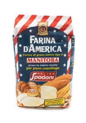 Farina D'America Manitoba Flour - Baking Essentials - Buon'Italia