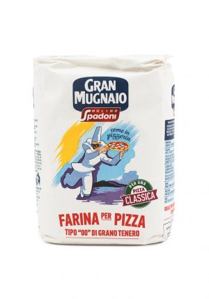 Gran Mugnaio Farina '00' Flour for Pizza - Baking Essentials - Buon'Italia