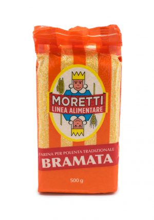 Moretti Bramata Polenta - Pastas, Rice, and Grains - Buon'Italia