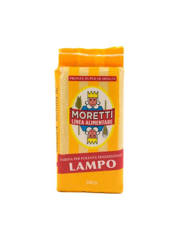 Lampo Polenta - Pastas, Rice, and Grains - Buon'Italia