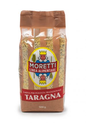 Moretti Taragna Polenta - Pastas, Rice, and Grains - Buon'Italia