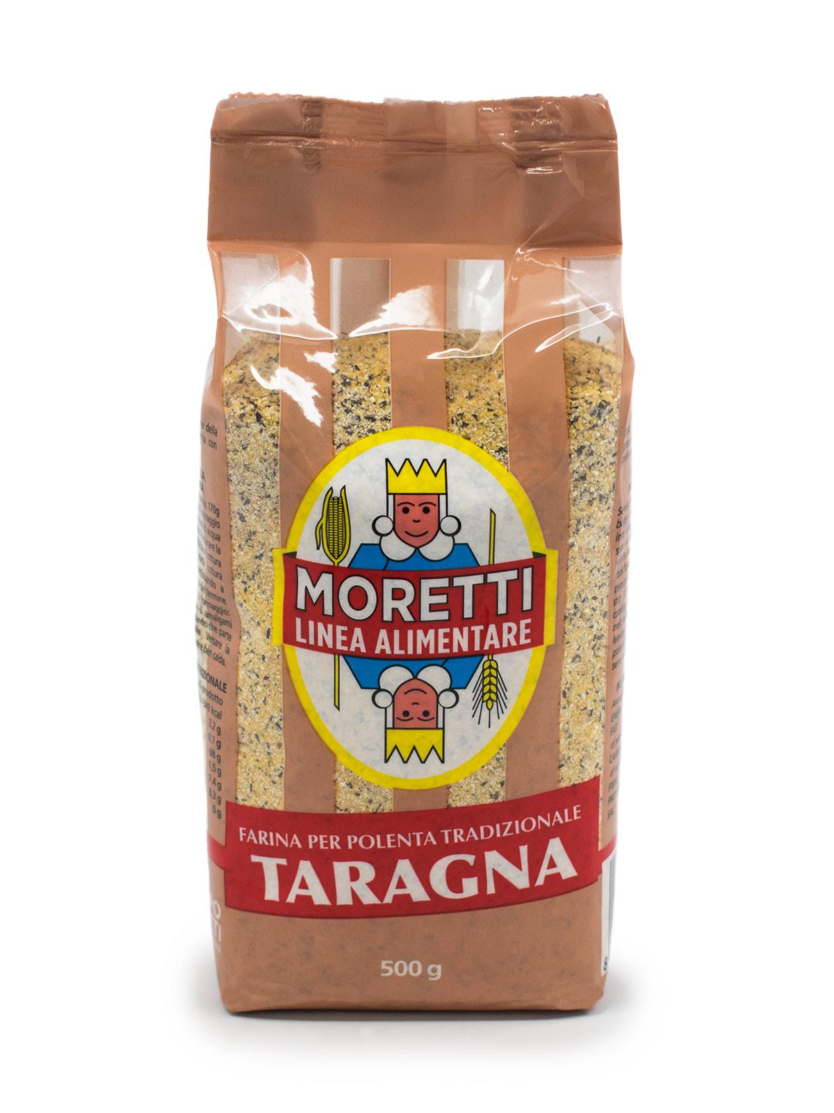 Moretti Taragna Polenta - Pastas, Rice, and Grains - Buon'Italia