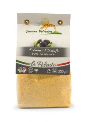 Polenta with Truffles - Pastas, Rice, and Grains - Buon'Italia