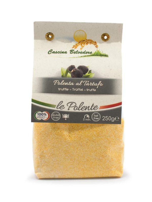 Polenta with Truffles - Pastas, Rice, and Grains - Buon'Italia