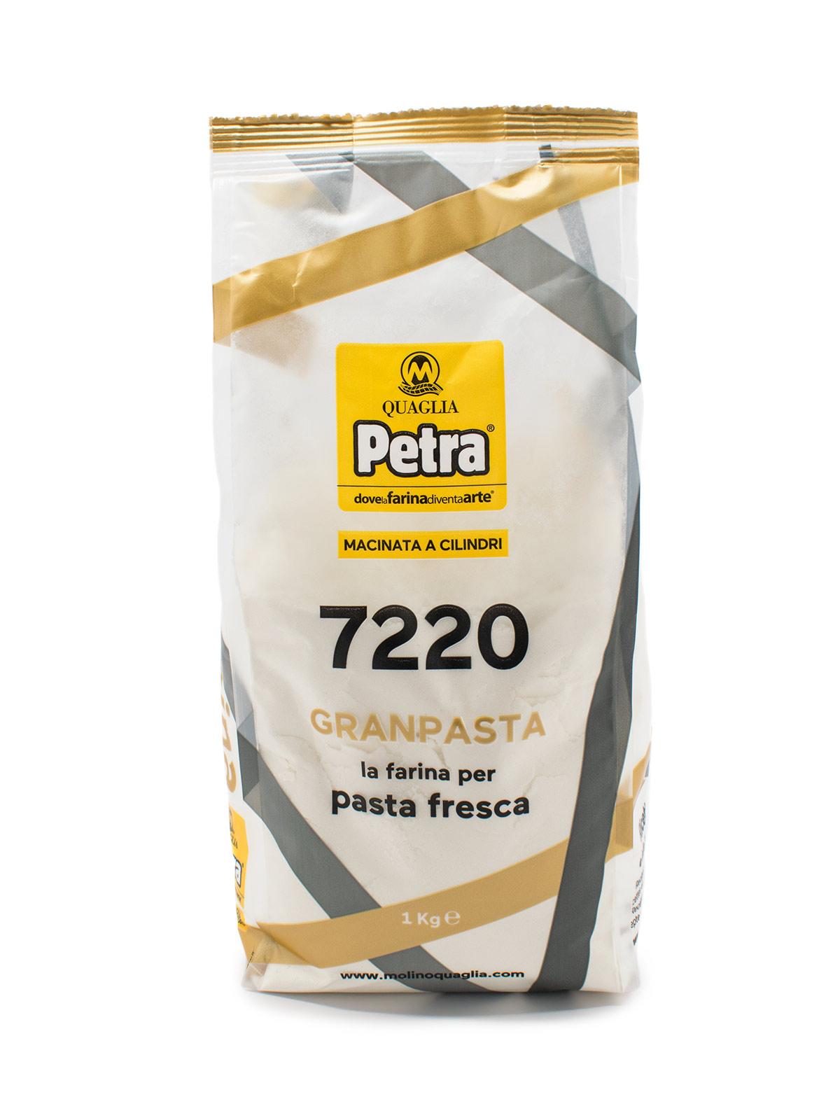 """PETRA 7220 Flour Type """"0"""" Granpasta - Baking Essentials - Buon'Italia"""