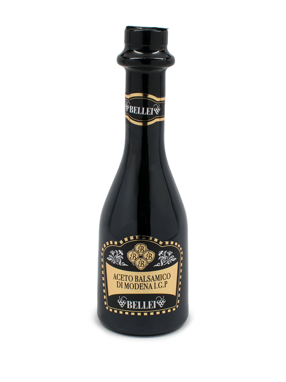 Black Label Balsamic Vinegar of Modena I.G.P. - 8 Year - Oils & Vinegars - Buon'Italia