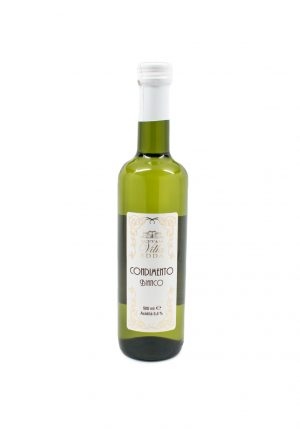 White Dressing - Oils & Vinegars - Buon'Italia