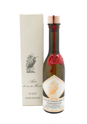 Moscato Wine Vinegar - Oils & Vinegars - Buon'Italia