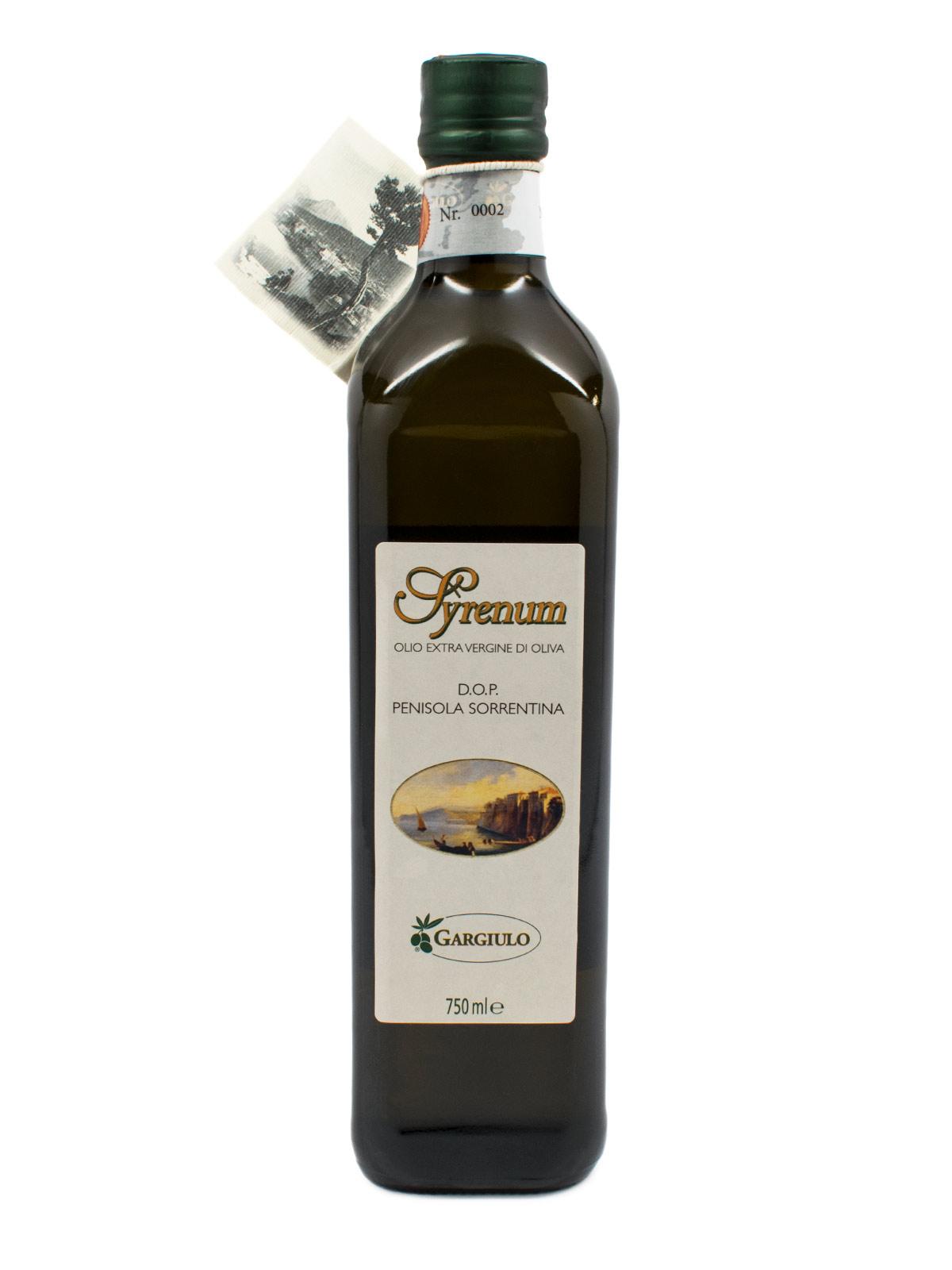 Syrenum Extra Virgin Olive Oil D.O.P. - Oils & Vinegars - Buon'Italia