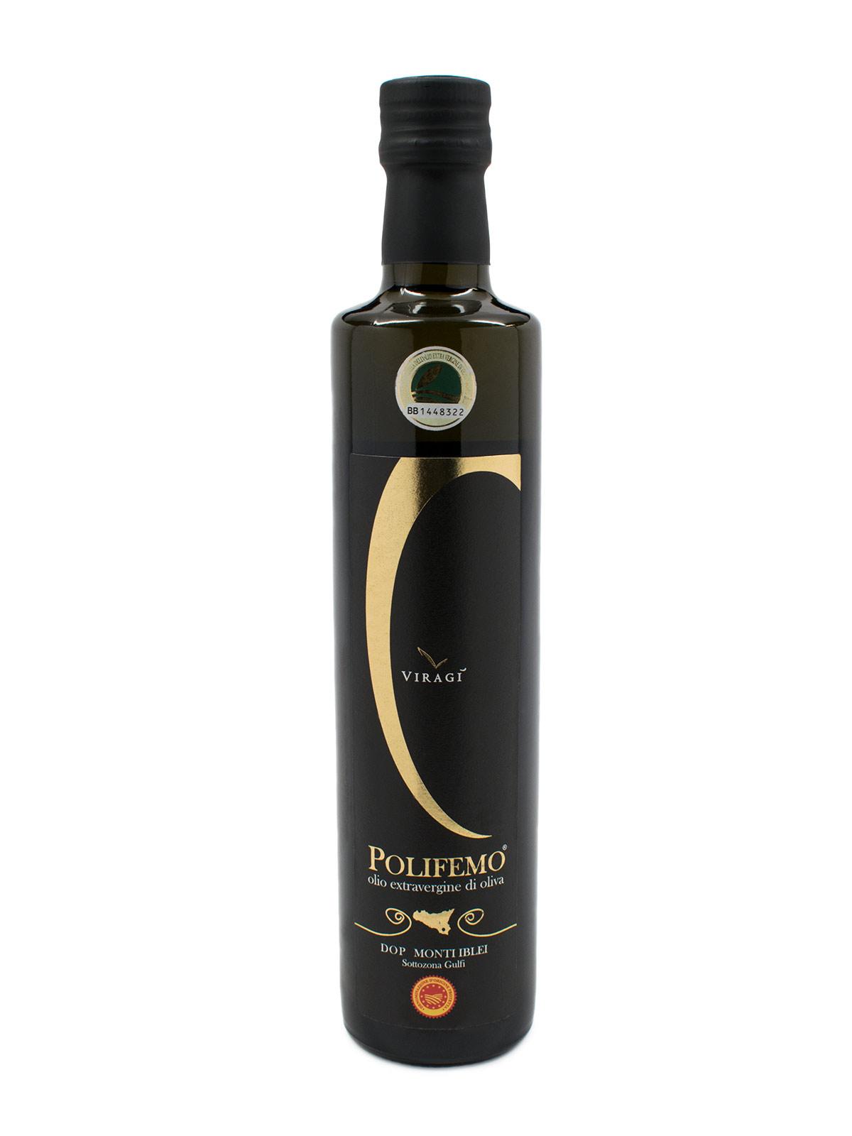 Polifemo Extra Virgin Olive Oil D.O.P. - Oils & Vinegars - Buon'Italia