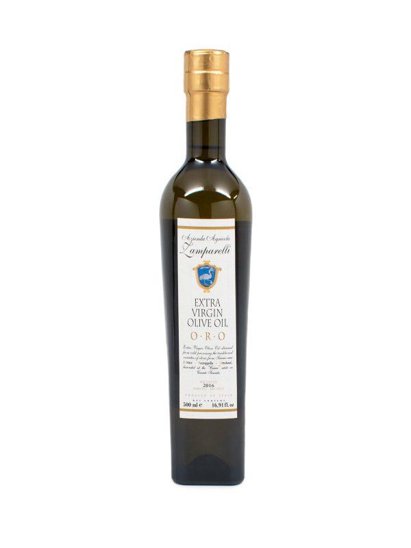Zamparelli Oro Extra Virgin Olive Oil - Oils & Vinegars - Buon'Italia