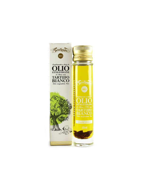 Organic Oil with White Truffle - Oils & Vinegars - Buon'Italia