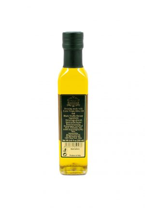 Black Truffle Flavored Oil - Oils & Vinegars - Buon'Italia