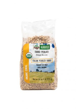 Italian Pearled Farro - Pastas, Rice, and Grains - Buon'Italia