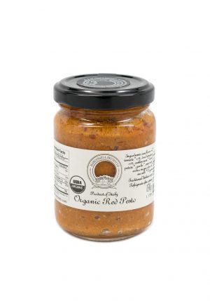 Organic Red Pesto - Pantry - Buon'Italia